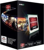 AMD AMD A series A6-7400K black 3.5GHz 2MB L2 Caja pro