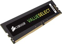 Corsair Corsair ValueSelect 8GB, DDR4, 2400MHz 8GB DDR4 24