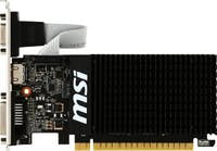 MSI MSI GT 710 1GD3H LP GeForce GT 710 1GB GDDR3