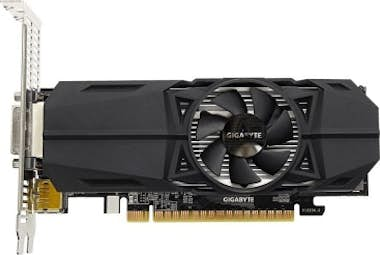 Gigabyte Gigabyte GeForce GTX 1050 Ti OC Low Profile 4G GeF