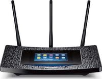 TP-Link TP-LINK RE590T Network transmitter Negro 10,100,10