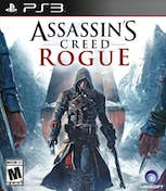 Generica Ubisoft Assassins Creed Rogue, PlayStation 3 Bási