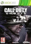 Activision Activision Call of Duty: Ghosts, Xbox 360 Básico X