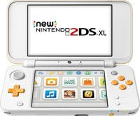 "Nintendo Nintendo New 2DS XL 4.88"""" Naranja, Color blanco v"