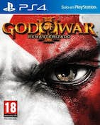 Sony Sony God of War III Remastered, PS4 Básico PlaySta
