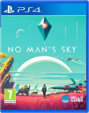 Sony Sony No Mans Sky, PS4 Básico PlayStation 4 Españo