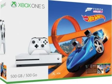 Microsoft Microsoft Xbox One S Forza Horizon 3 Hot Wheels Bu