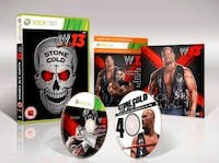 Thq THQ WWE 13 Smackdown 2013 - Collectors Ed, Xbox