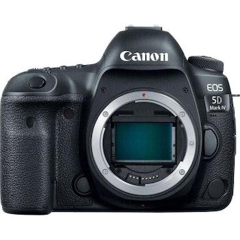Cámara digital Canon EOS 5D Mark IV DSLR