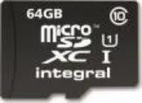 Integral Integral 64GB microSDXC UltimaPro 64GB MicroSDXC U