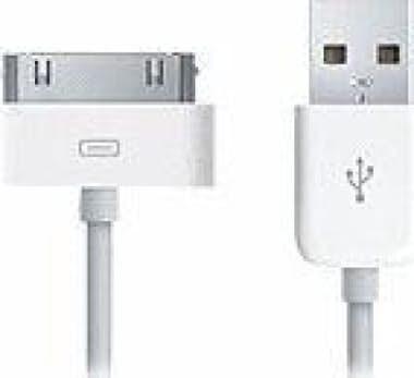 Belkin Belkin Basic iPhone/iPod Sync Charge Cable Blanco