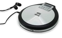 Soundmaster Soundmaster CD9220 Portable CD player Negro, Acero
