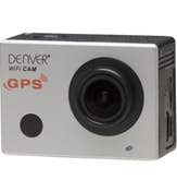Denver Denver ACG-8050W 8MP Full HD CMOS Wifi cámara para