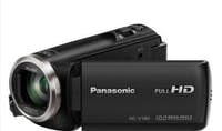 Panasonic Panasonic HC-V180EC-K Videocámara manual 2.51MP MO