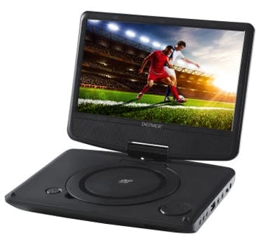 Denver Denver MT-783 NB Portable DVD player Convertible 7