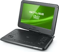 Muse Muse M-1270 DP Portable DVD player Convertible 12""