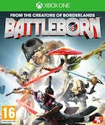 Generica Take-Two Interactive Battleborn, Xbox One Básico X