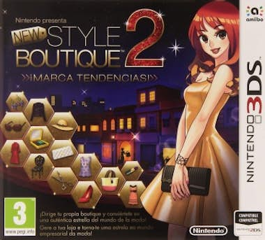 Nintendo Nintendo New Style Boutique 2: Marca Tendencias, 3