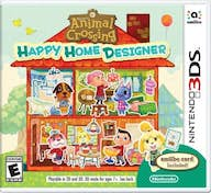 Nintendo Nintendo Animal Crossing: Happy Home Designer, 3DS