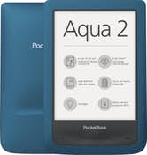 "PocketBook Pocketbook AQUA 2 6"""" Pantalla táctil 8GB Wifi Tur"