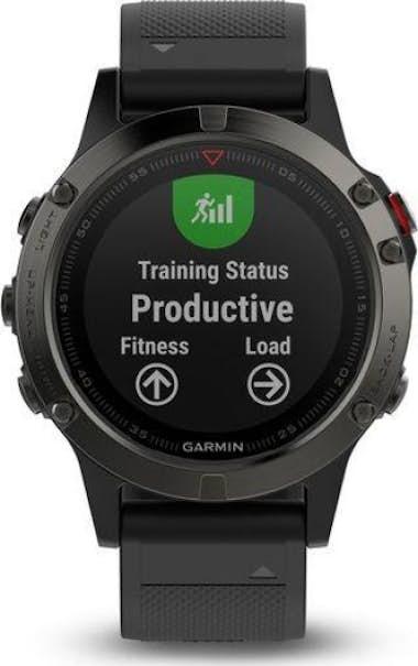ec5500bd2647 Comprar Fenix 5 Bluetooth Gris reloj deportivo al mejor precio ...