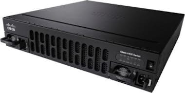 Cisco Cisco ISR 4431 Ethernet Negro router