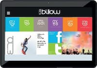 Billow Billow X101V2 8GB Azul tablet
