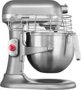 Kitchenaid KitchenAid 5KSM7990XESM 325W 6.9L Plata robot de c