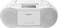 Sony Sony CFD-S70 Personal CD player Blanco