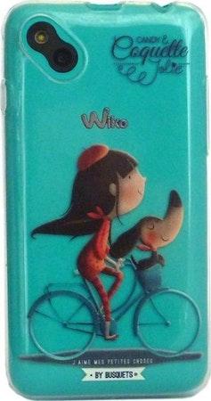 6c91fea0750 Comprar funda Apple iPhone 8/7 Bicicleta transpar al mejor precio  garantizado - phonehouse.es