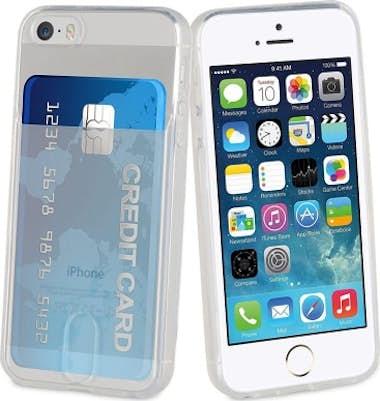 3a239dc6dc4 Comprar Muvit MLBKC0017 funda para teléfono móvil Transparente al ...