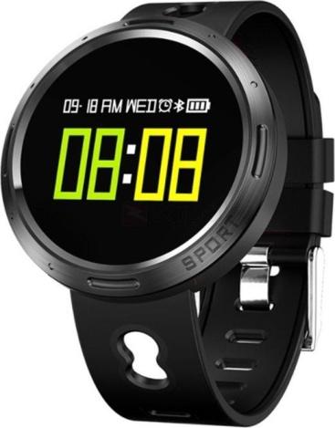 Sueño Y Muvit Io De Health Reloj Aqua Negro Actividad WH9EDIY2