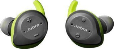 Jabra Elite Sport V2 auriculares inalámbricos gris y verde