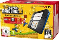 Nintendo Nintendo 2DS + New Super Mario Bros 2 Special Edit