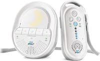 Philips Philips AVENT Audio Monitors Vigilabebés DECT SCD5