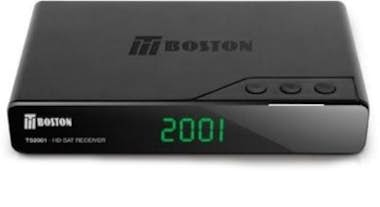 T Boston Receptor Satélite HD PVR