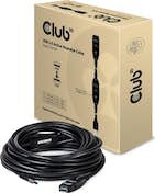 CLUB3D CLUB3D USB 3.0 Active Repeater Cable 10 Meter M/F