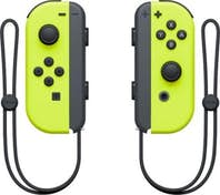 Nintendo Nintendo Switch Neon Yellow Joy-Con Controller Set