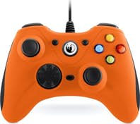NACON NACON GC-100XF Gamepad PC Negro, Naranja