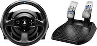 Thrustmaster Thrustmaster T300RS Volante + Pedales PC, Playstat