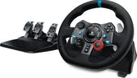 Logitech Logitech G29 Volante + Pedales Playstation 3, Play