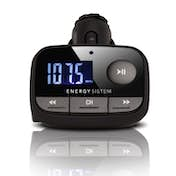 Energy Sistem Energy Sistem Car MP3 f2 Black Knight 87.5 - 108MH