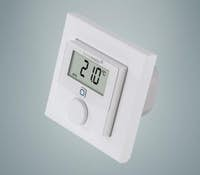 Generica Homematic IP HmIP-BWTH24 RF Blanco termoestato