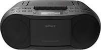 Sony Sony CFD-S70 Personal CD player Negro