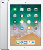 Apple Apple iPad 128GB 3G 4G Plata Apple A10 tablet
