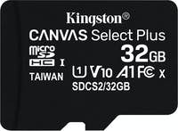 Kingston Kingston Technology Canvas Select Plus memoria fla