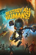 Microsoft Microsoft Destroy All Humans! Básico Xbox One