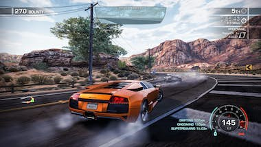 Electronic Arts Electronic Arts Need for Speed: Hot Pursuit - Rema