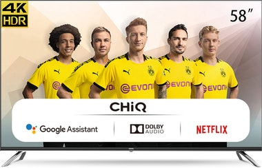 CHiQ Televisor Smart TV LED 58