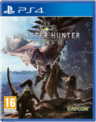 Capcom Monster Hunter World (PS4)